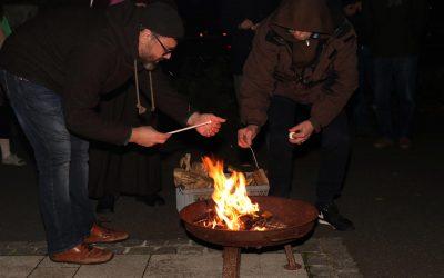 Mattenkapitel: Das Feuer neu entfachen